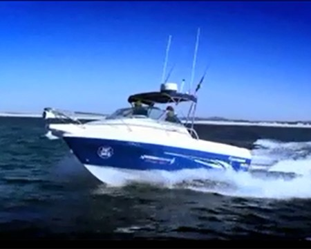 HAINES HUNTER 560 CLASSIC OFFSHORE VIDEO REVIEW