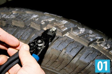 Tech: Emergency tyre repair