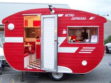 """Vintage vans: """"My kitchen rolls"""""""