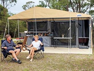 Impact Tray Camper