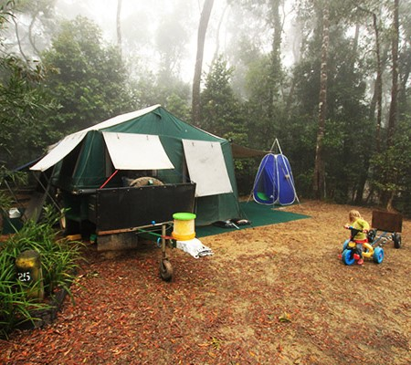 Could your child(ren) benefit from a day trip to a national park or a camping holiday near the beach