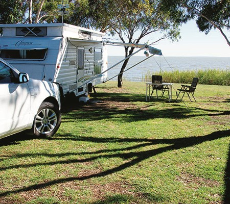 Most experienced caravanners admit to having driven off from a caravan park or campsite without doin