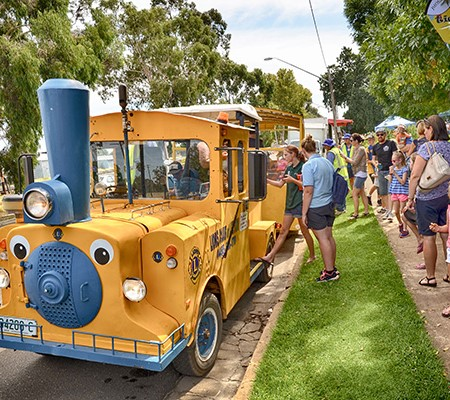 The Junee Rhythm to Rail Festival has something for everyone.