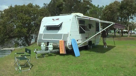 Golden Eagle Caravans Rambler