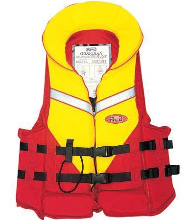 BOAT SAFETY — New PFD Standard for Australian Boaters