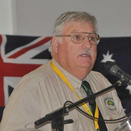 Australian Caravan Club's Tom Smith