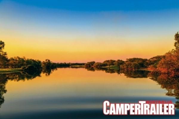Yellow Water, Kakadu National Parl.