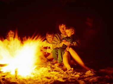Blog: Mellowed memories from 'round the campfire