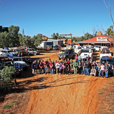 Top Outback Pubs