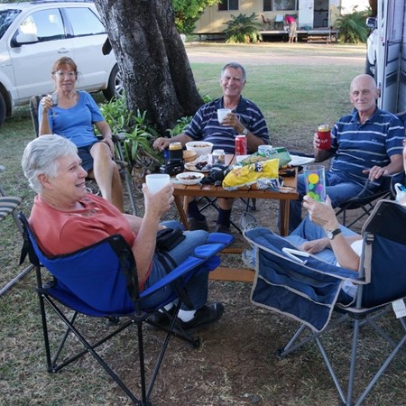 BLOG: CARAVAN PARKS, ALL WORK AND NO PLAY?