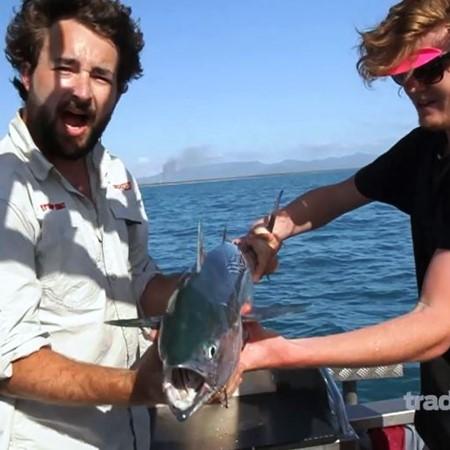 Fishing in Orpheus Island, Far North Queensland