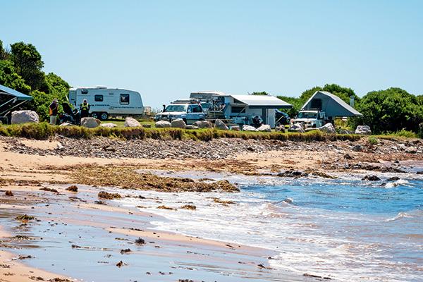Top Tassie free camps