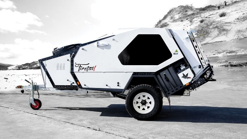 The Track Trailer Firetail.