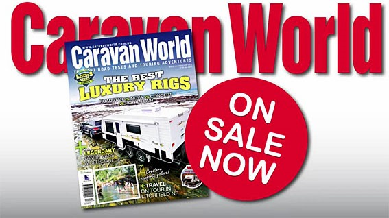 Video: What's on in Caravan World magazine