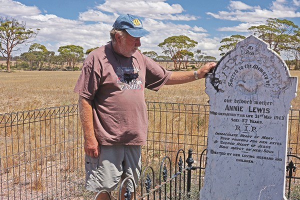 Discovering Australia's historic cemeteries