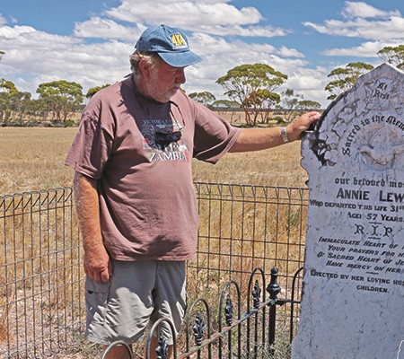Discovering Australia's historic cemeteries