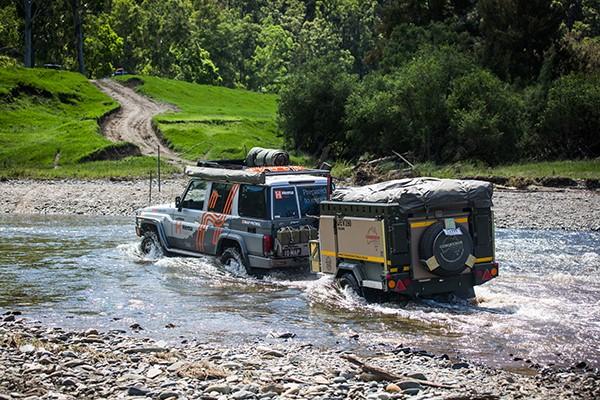 River Crossings 101