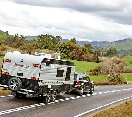 Bushmaster Bluegum Offroad