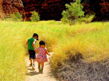 Travel: Top 3 tips for happy kids on the road