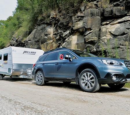 Subaru Outback Premium 2.0D CVT