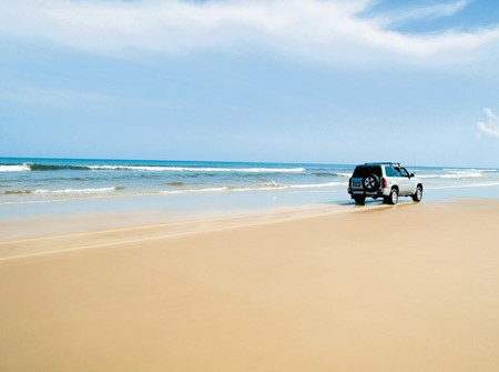 RV travel: Wilderness caravanning in Noosa, Qld
