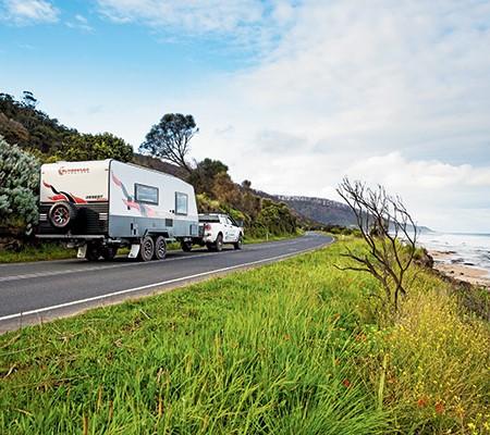 Best Aussie Vans Finalist 2016 Sunseeker Desert Storm Review