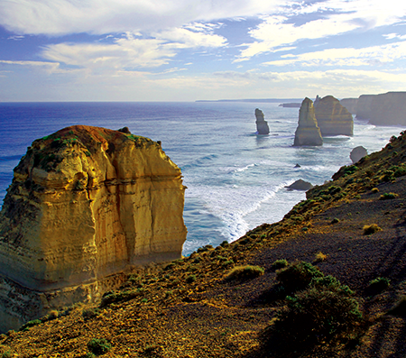 The Twelve Apostles at Great Ocean Road VIC