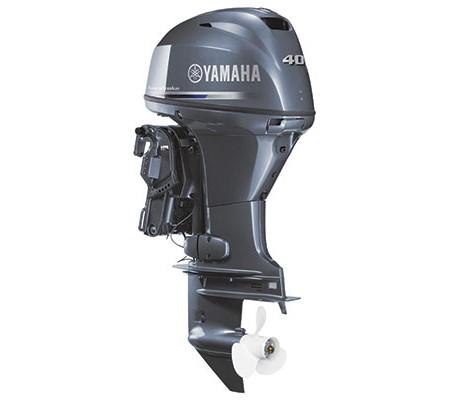 Yamaha F40F/F40LA