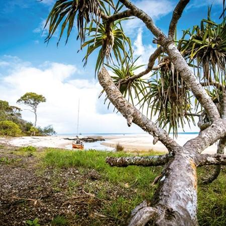 Hervey Bay, Queensland.