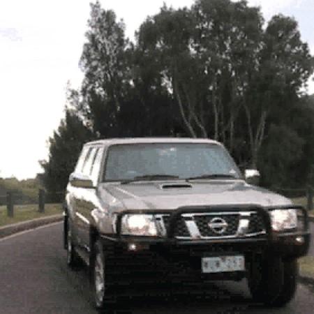Test: Nissan Patrol 3.0