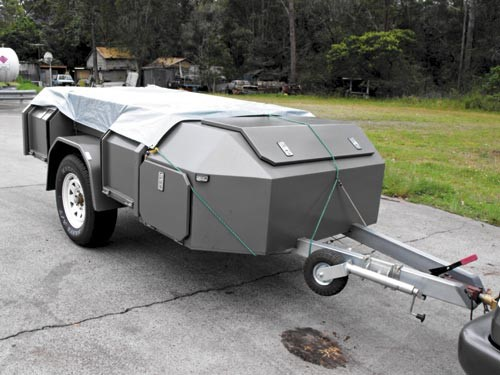 This is how you make your own custom camper.