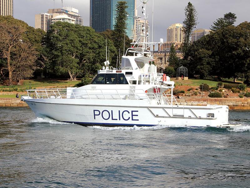 NSW Police Boats: Preloved