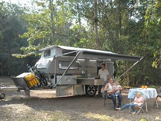 Australian Off Road Quantum Camper