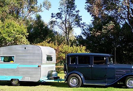 Classic van - 1960s Modern