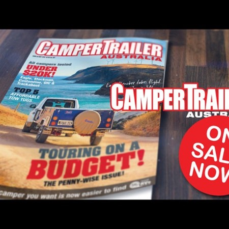 Camper Trailer Australia magazine 64