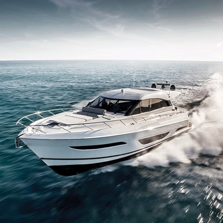 Maritimo's new X60 is a supremely balanced sports yacht