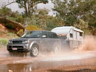 test_australian_off_road, Australian Off Road Campers Matrix living up to its namesake