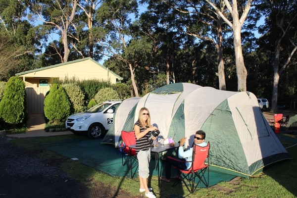 Have you say into the future of NSW caravan parks.