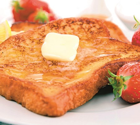 Sundays provide the perfect opportunity for a hearty breakfast