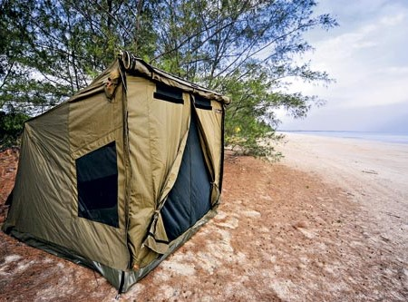 Testing the Oztent RV-2
