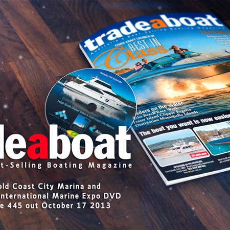 Issue #445 of Trade-a-Boat magazine