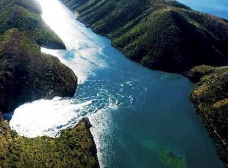DESTINATION: HORIZONTAL FALLS, WESTERN AUSTRALIA