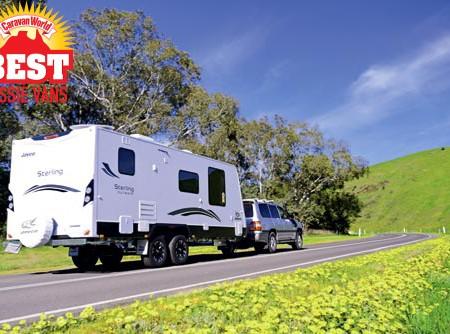 Jayco Sterling Outback caravan