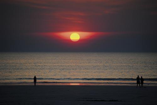 Cable Beach sunset, WA Coast