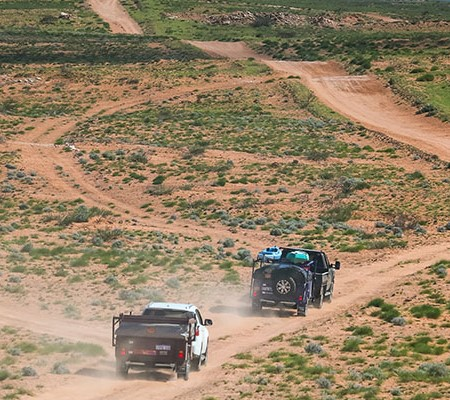 Camping on the Ningaloo coast is under threat.