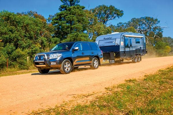 Roadstar Safari Tamer