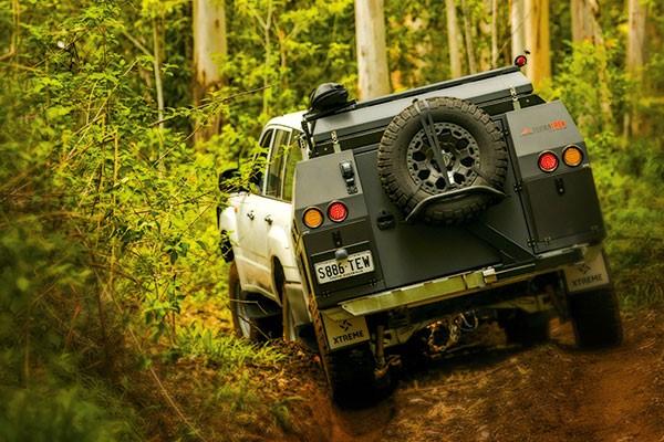 4WD offroad Terra Trek