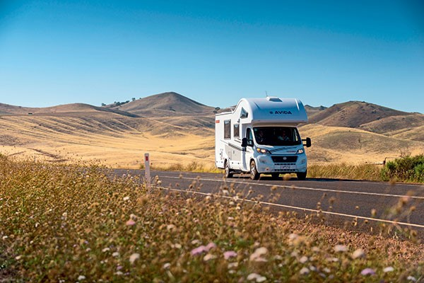 Melrose and Mt Remarkable National Park, SA
