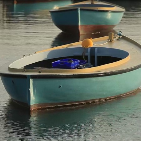 Timber boats video