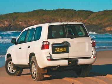 Tow test: Toyota LandCruiser 200 Series
